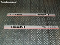 ADESIVO ISEKI TU 1400