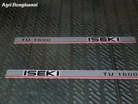 ADESIVO ISEKI TU 1600