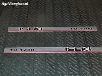 ADESIVO ISEKI TU 1700