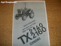 ESPLOSO RICAMBI ISEKI TX 2140 2160